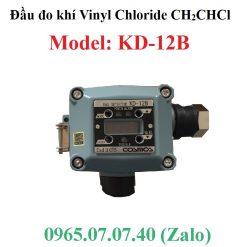 Đầu đo dò khí gas Vinyl Chloride CH2CHCl KD-12B Cosmos