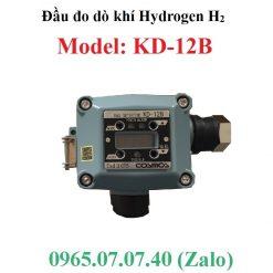 Đầu đo dò khí gas Hydrogen H2 KD-12B Cosmos