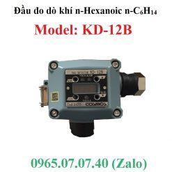 Đầu đo dò khí n-Hexanoic n-C6H14 KD-12B Cosmos