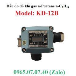 Đầu đo dò khí gas n-Pentane n-C5H12 KD-12B Cosmos