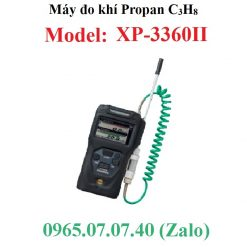 Máy thiết bị đo dò khí gas Propane C3H8 Propan theo ppm XP-3360II Cosmos